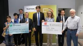 Geldspenden Téléthon 2016-17 2017