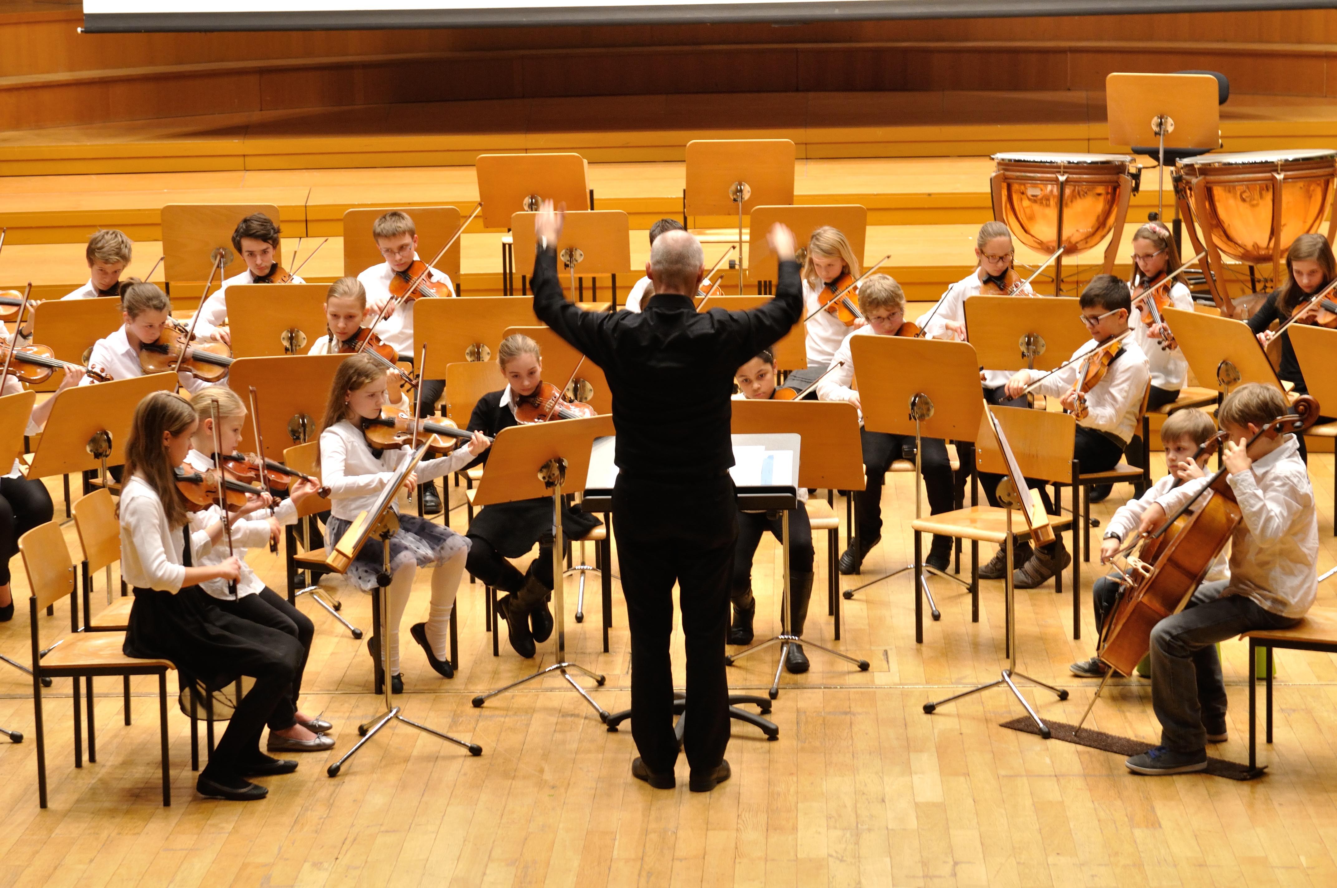Orchestre préparatoire sous la direction de Guy GOETHALS